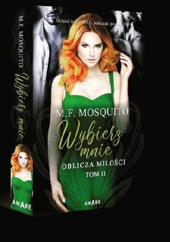 Okładka książki Wybierz mnie M. F. Mosquito