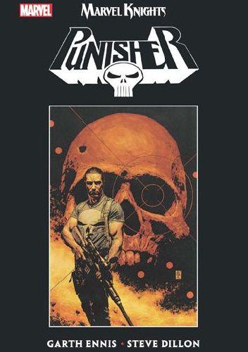 Okładka książki Punisher. Tom1 Dougie Braithwaite,Steve Dillon,Garth Ennis
