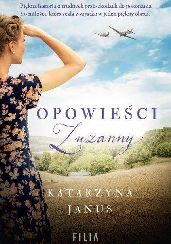 Okładka książki Opowieści Zuzanny Katarzyna Janus