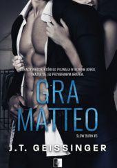Okładka książki Gra Matteo