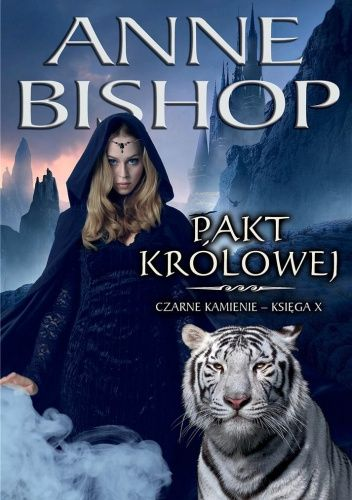 Okładka książki Pakt Królowej Anne Bishop