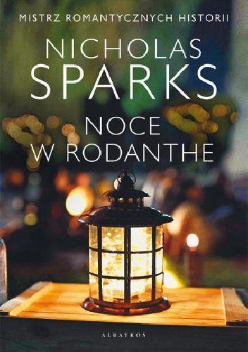 Okładka książki Noce w Rodanthe Nicholas Sparks