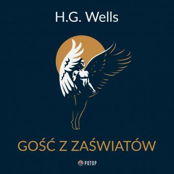 Okładka książki Gość z zaświatów Herbert George Wells