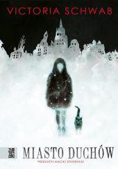 Okładka książki Miasto duchów