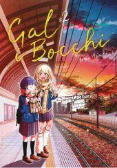 Okładka książki Gal i Bocchi #2
