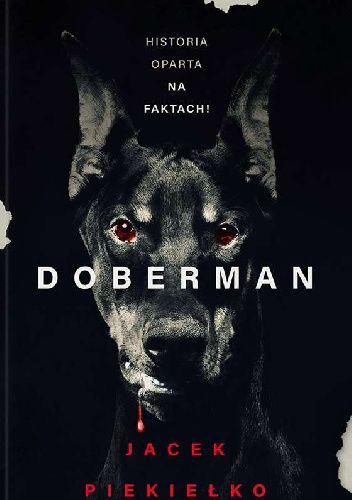 Okładka książki Doberman Jacek Piekiełko