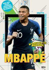 Okładka książki Mbappé. Nowy książę futbolu