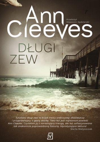 Okładka książki Długi zew Ann Cleeves