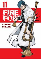 Okładka książki Fire Force #11