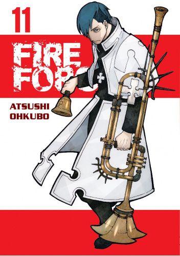 Okładka książki Fire Force #11 Ohkubo Atsushi