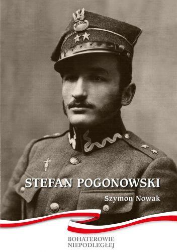Okładka książki Stefan Pogonowski Szymon Nowak