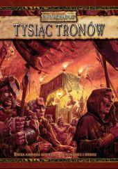 Okładka książki Tysiąc Tronów