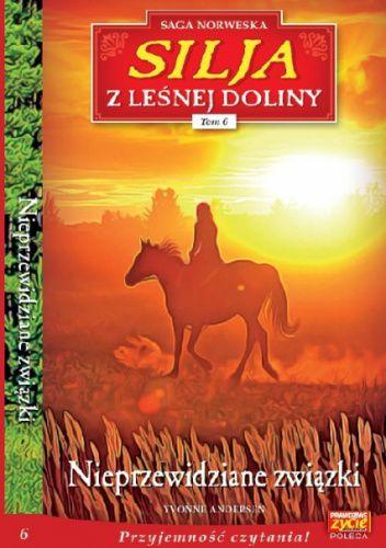 Okładka książki Nieprzewidziane związki Yvonne Andersen