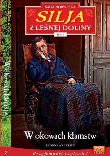 Okładka książki W okowach kłamstw Yvonne Andersen