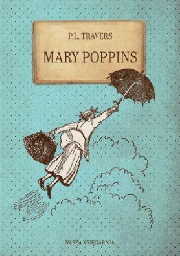 Okładka książki Mary Poppins Pamela Lyndon Travers