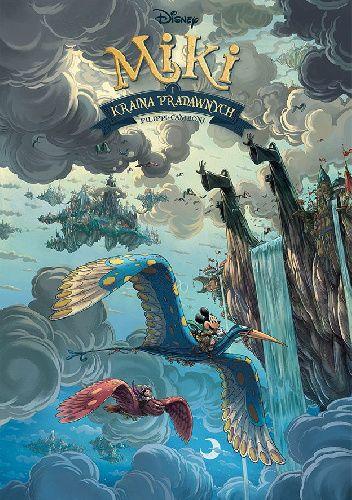 Okładka książki Miki i kraina Pradawnych Silvio Camboni,Filippi Denis-Pierre