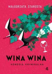 Okładka książki Wina wina