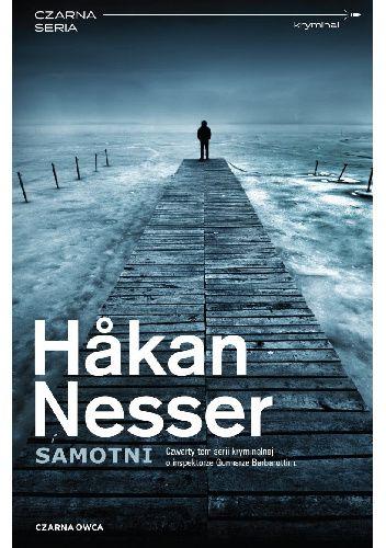 Okładka książki Samotni Håkan Nesser