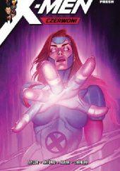 Okładka książki X-Men. Czerwoni