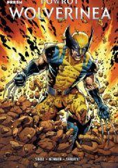 Okładka książki Powrót Wolverine'a
