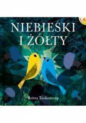 Okładka książki Niebieski i żółty