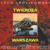 Okładka książki Twierdza Warszawa