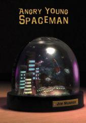 Okładka książki Angry Young Spaceman
