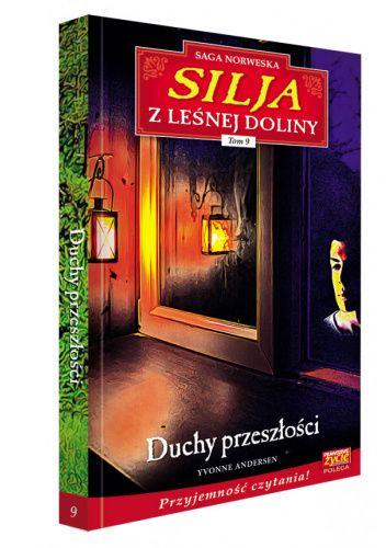 Okładka książki Duchy przeszłości Yvonne Andersen