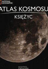 Okładka książki Atlas Kosmosu. Księżyc