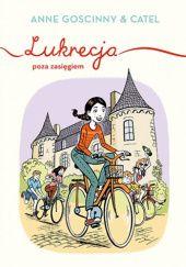 Okładka książki Lukrecja poza zasięgiem