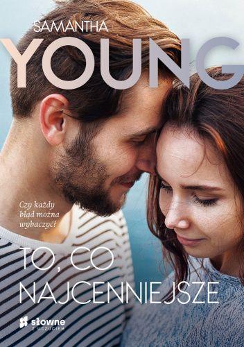 Okładka książki To, co najcenniejsze Samantha Young