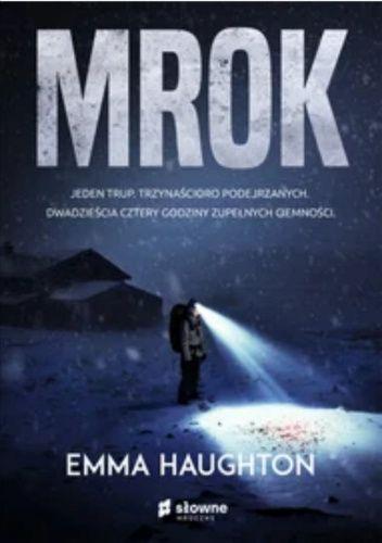 Okładka książki Mrok Emma Haughton