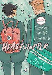 Okładka książki Heartstopper. Tom 1