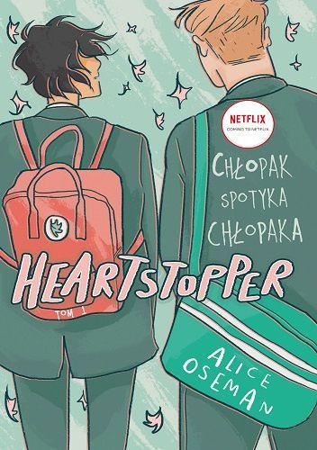 Okładka książki Heartstopper. Tom 1 Alice Oseman