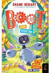 Okładka książki Boot. Park robotów