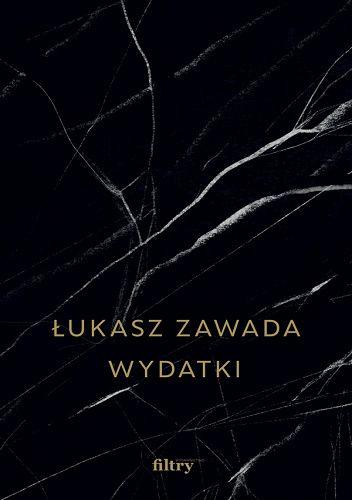 Okładka książki Wydatki Łukasz Zawada