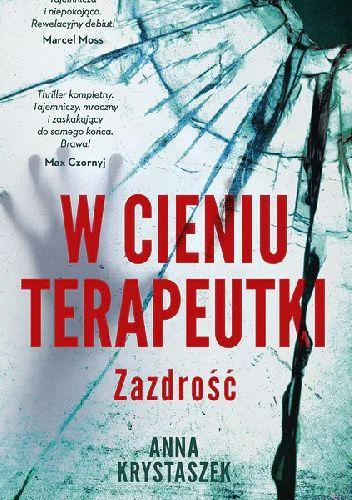 Okładka książki W cieniu terapeutki Anna Krystaszek