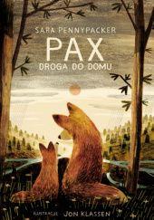 Okładka książki Pax. Powrót do domu