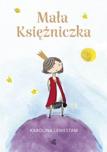 Okładka książki Mała księżniczka Karolina Lewestam
