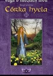 Okładka książki Córka hycla Margit Sandemo