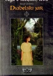 Okładka książki Diabelski jar Margit Sandemo