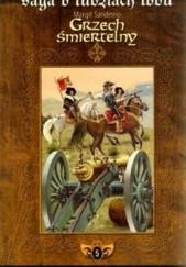 Okładka książki Grzech śmiertelny Margit Sandemo