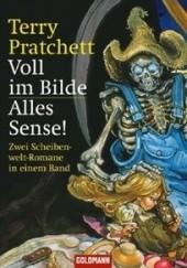 Okładka książki Voll im Bilde / Alles Sense Terry Pratchett