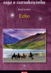 Okładka książki Echo Margit Sandemo
