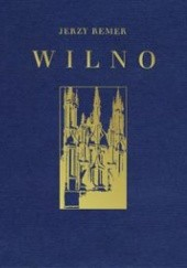 Okładka książki WILNO Jerzy Remer