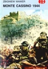 Okładka książki Monte Cassino 1944
