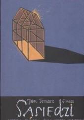Okładka książki Sąsiedzi. Historia zagłady żydowskiego miasteczka Jan Tomasz Gross