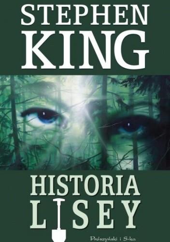 Okładka książki Historia Lisey Stephen King