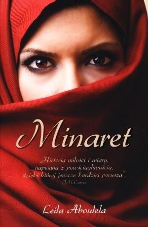 Okładka książki Minaret Leila Aboulela
