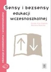 Okładka książki Sensy i bezsensy edukacji wczesnoszkolnej Dorota Klus-Stańska,Marzenna Nowicka